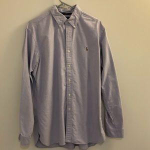 Polo Ralph Lauren: Classic Fit Pony Oxford Shirt